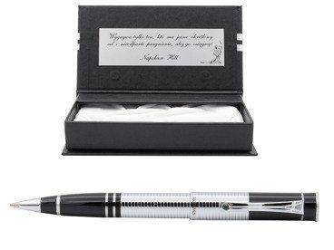 Długopis ARTAMIS AUTHOR Swarovski Prezent GRAWER