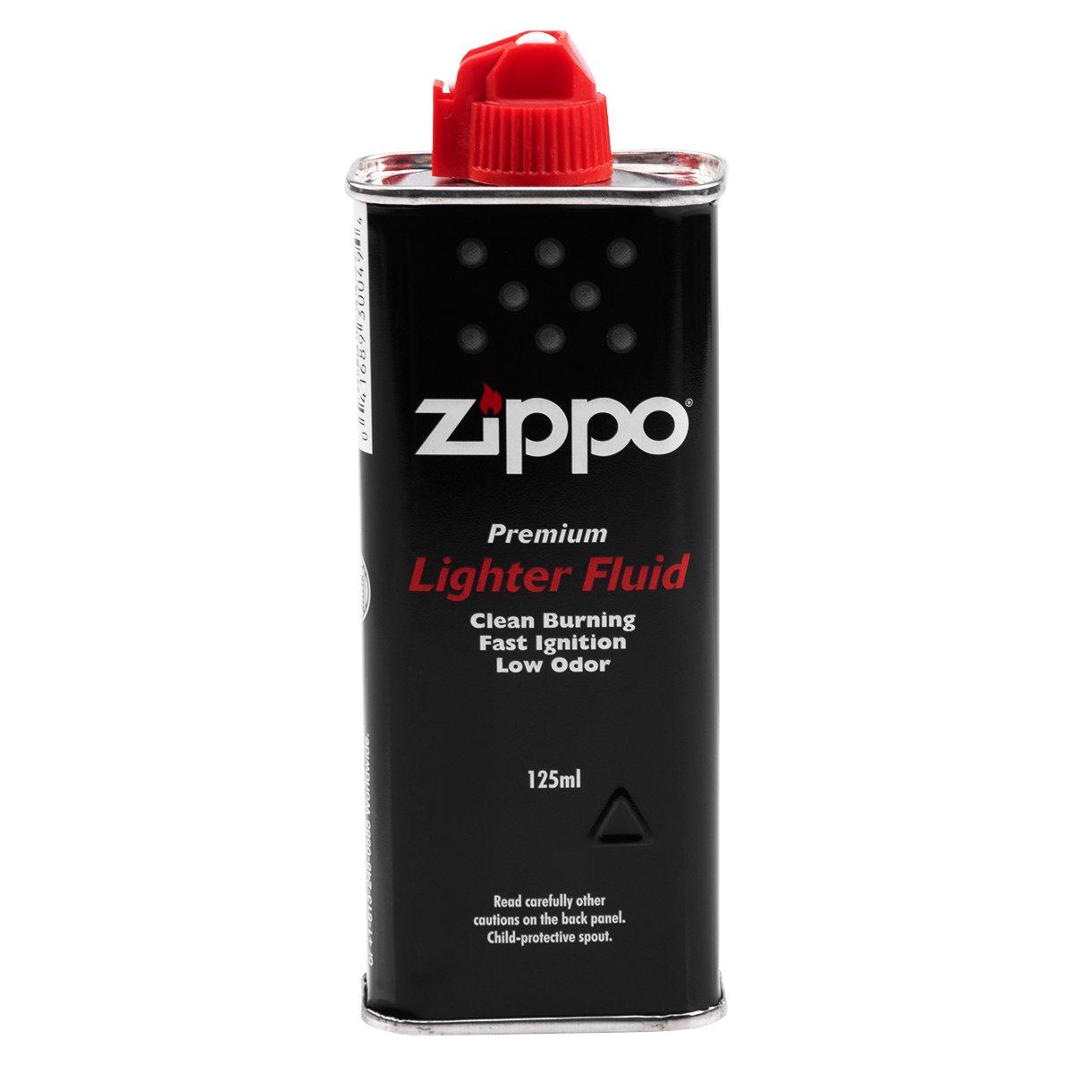 Zapalniczka ZIPPO 205 Satin chrome GRAWER Benzyna