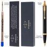 Długopis Parker IM Czarny GT 2