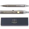 Długopis Parker IM Gun Metal CT Grawer 6