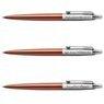 Długopis Parker Jotter CT Chelsea Orange + Etui Grawer 4