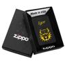 Zestaw Zapalniczka ZIPPO 218 Black Box Grawer 4